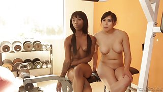 Interview with gorgeous lesbians of all races and colors