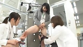Asian Japanese Everywhere Anal Threesome