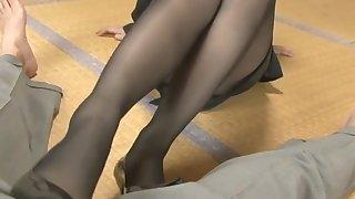 Exotic matured scene Feet fantastic often seen