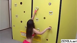 Japanese wall be proper of dicks glory hole cum swallowing Subtitles