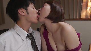 Hot vixen Riko Kishigami - japanese porn video